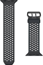 Milk and Honey <b>Silicone Watch Band</b> (44 mm) for Apple Watch 44 ...