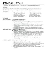 Sample Resume Objectives Retail Resume Objective Examples The Perfect Resume Template 69