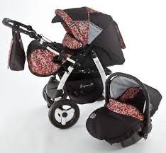Sillas De Paseo Ebay Luxury Chilly Kids Jaguar J1 Binado Cochecito Con  Silla De Coche 7 6cm 1