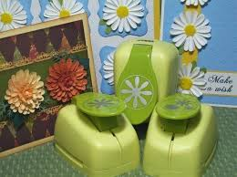 Paper Flower Punches Flower Paper Punch Paper Flower Craft Punch Plastic Paper Flower