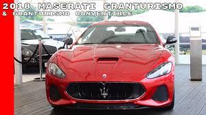 2018 maserati sport. wonderful sport 2018 maserati granturismo u0026 convertible intended maserati sport g