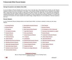 Handyman Resume Samples 20 Self Employed Handyman Resume