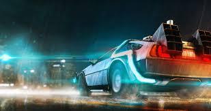 back to the future car macbook pro retina