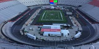 A View From Maybe The Worst Seat At Bristol Motor Speedway