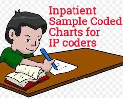 Inpatient Sample Medical Coding Chart Example 1 Medical