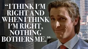 American Psycho Quotes Best 48 Actual Donald Trump Quotes Spoken Villains 48 QuotesNew
