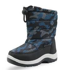 Children Snow Boots <b>2018</b> Winter Shoes for girls Warm Waterproof ...