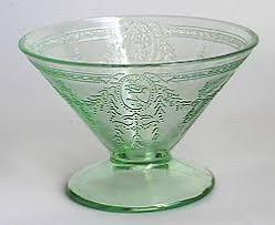 Depression Glass Patterns Amazing Rose Cameo
