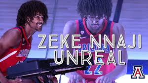 Zeke Nnaji piano National Anthem ...