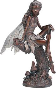garden fairies statues. 70 Best Fairies In The Garden Images On Pinterest Large Fairy Statues
