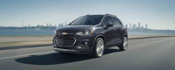 2017 Chevy Trax Towing Capacity Chart 2020 Chevy Trax Compact Suv Crossover 2 Row Suv