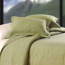 38 best Solid Color Bedding images on Pinterest | Linens, Apples ... & The Country Porch features the solid green color Sage Quilted Matelesse  Quilt, throw, pillow sham and bedding accessories from C&F Enterprises. Adamdwight.com