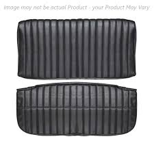 1971 1972 monte carlo rear seat covers