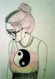 Hipster Drawings Tumblr Girl Hipster Drawing Fashionplaceface Pretty Things