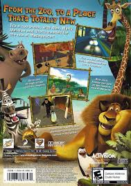 Small Picture Madagascar Sony Playstation 2 Game