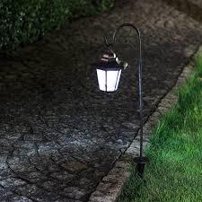 Gigalumi Solar Powered Path Lights Landscape Lighting For Lawn Patio Yard Pathway Walkway