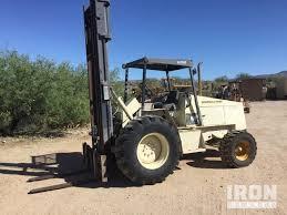 Ingersol Rand Forklift Ingersoll Rand Rt 708g Rough Terrain Forklift In Vail Arizona