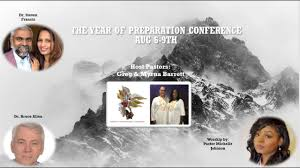 Year Of Preparation Conference Day 1 (Dr. Steven Francis) - YouTube