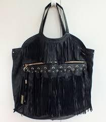 jimmy choo 799 99 jimmy choo bag black leather fringe