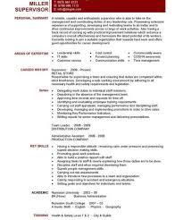 Download Sample Resume Skills Section | Diplomatic-Regatta