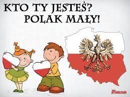 Znalezione obrazy dla zapytania rysunek flagi polskiej