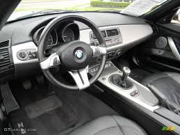 Coupe Series 2004 bmw roadster : Black Interior 2004 BMW Z4 3.0i Roadster Photo #59843307 ...