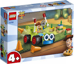ROZETKA | <b>Конструктор LEGO</b> Juniors <b>Toy</b> Story 4 Вуди на ...