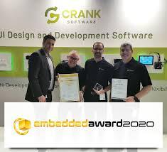 <b>Crank</b> Software: Embedded UI Development Software