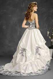 silver wedding dresses the wedding specialiststhe wedding