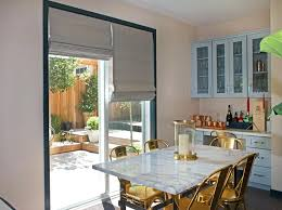 roman shades for sliding patio doors posts