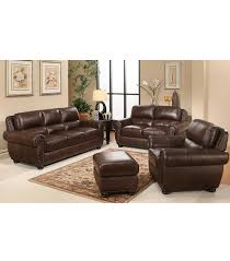Living Room Furniture Austin Living Room Sets Austin 4 Piece Leather Set