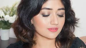 easy budget makeup tutorial indian party makeup clista