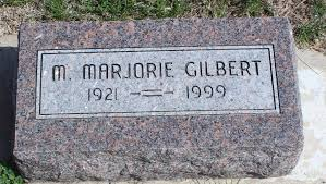 M Marjorie Gilbert (1921-1999) - Find A Grave Memorial