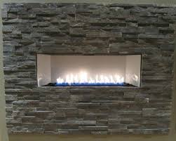 how to install a ventless gas fireplace attractive installation of gas fireplaces in rectangle shape fireplace