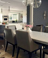 beautiful designs featuring painted brick as an accent element