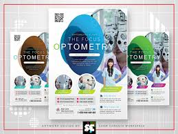 Eye Designs Optometry Sacramento Ca Optometry Service Flyer By Sc Workspace On Dribbble