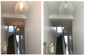 small glass pendant lights uk coloured blue ceiling light hallway designer lighting in a decorating magnificent