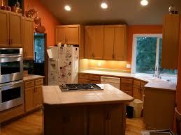 Rogers Kitchen Countertop Replacement and Bathroom - Bellevue