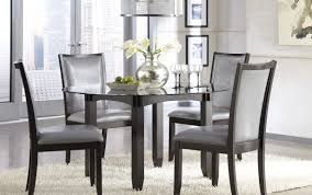 room dark tables designs dining set kirk and gorgeous seater chairs glass top round wooden table