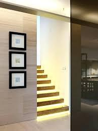 interior stairway lighting. Stair Lights Interior Trendy Modern Lighting  Solutions Stairway Ideas