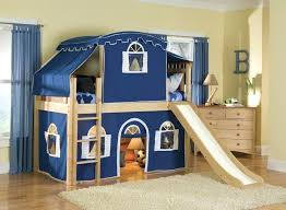 bunk bed with slide and tent. Bed With Slide Tents Kids Bunk And Stairs 1000 . Tent