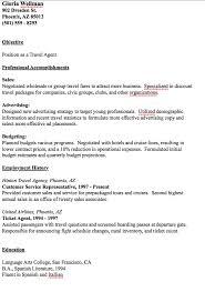 Sample Resume For Storekeeper In Construction Best of Travel Agent Resume Example Httpresumesdesigntravelagent