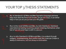 english iii of mice and men literary analysis outline i ex 9 in steinbeck s of mice and men