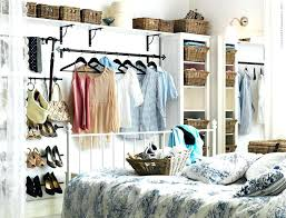 storage ideas for small bedrooms without closet no closet solutions within best ideas on prepare linen coat space storage ideas for small bedroom no closet