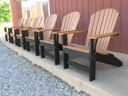 composite adirondack chairs. Composite Adirondack Chairs Trex Decking Decorating Ideas For Deck.