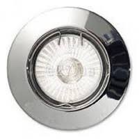 Точечный <b>светильник Ideal Lux Jazz</b> FI1 Cromo (83070) — e27.ua