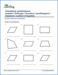1. grade 5 geometry worksheets free printable k5 learning intended ...