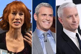 Kathy Griffin feels \u0027betrayed\u0027 by Anderson Cooper after CNN firing ...