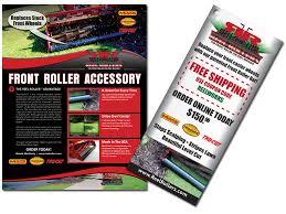 Advertisement Brochure Adorable Reel Roller Sales Brochure Product Hanger An Experienced