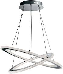 ring led pendant ceiling light 5882 2cc